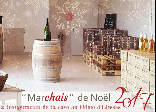 Marché de Noël au Dôme d'Elyssas
