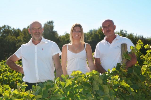 Trois vignerons