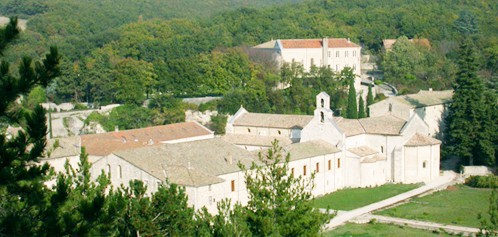 Aiguebelle et son Abbaye